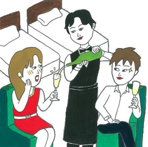 【ゴールドカードの場合】いつもの予算で、ワンランクアップの休日に大満足!